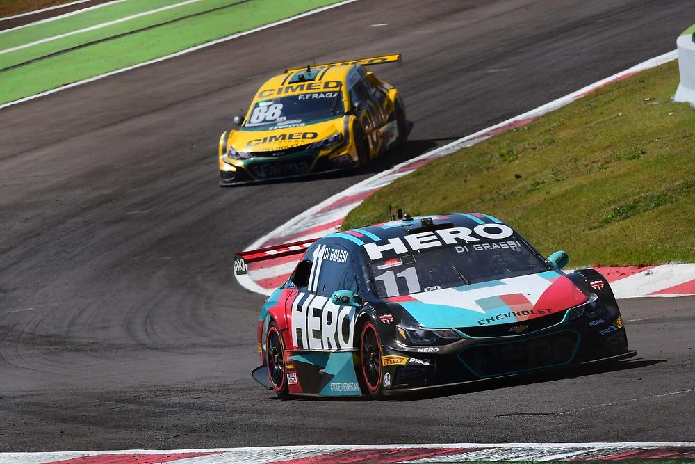 Todas as três vitórias do piloto da Hero foram conquistadas em provas no Paraná