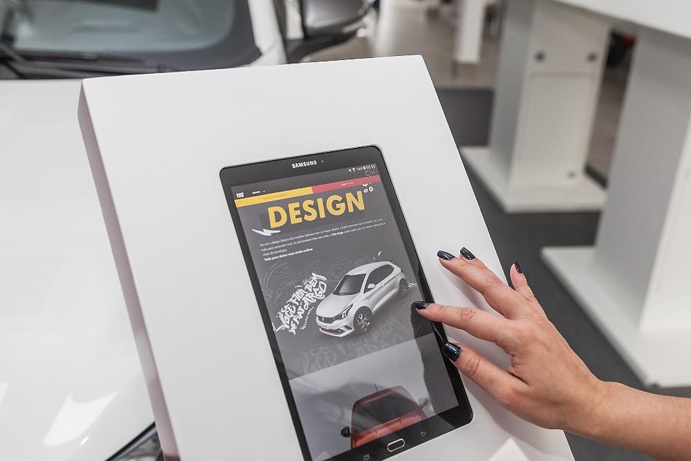 Fiat inaugura concessionária digital em Campinas