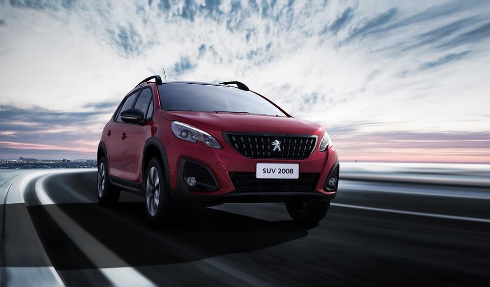 Peugeot faz parceria com Cabify e transforma corrida em oportunidade para descobrir o novo 2008 THP
