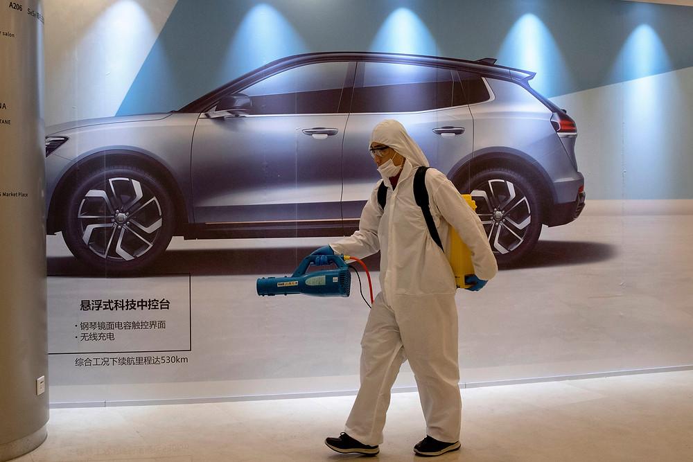 Expressas: Beijing Auto Show acontece este mês