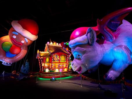 Turismo: Universal Orlando Resort revela a programação de natal nos parques
