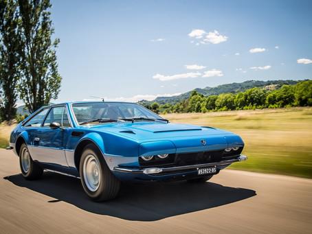 Clássicos: Lamborghini celebra o 50º aniversário do Jarama GT