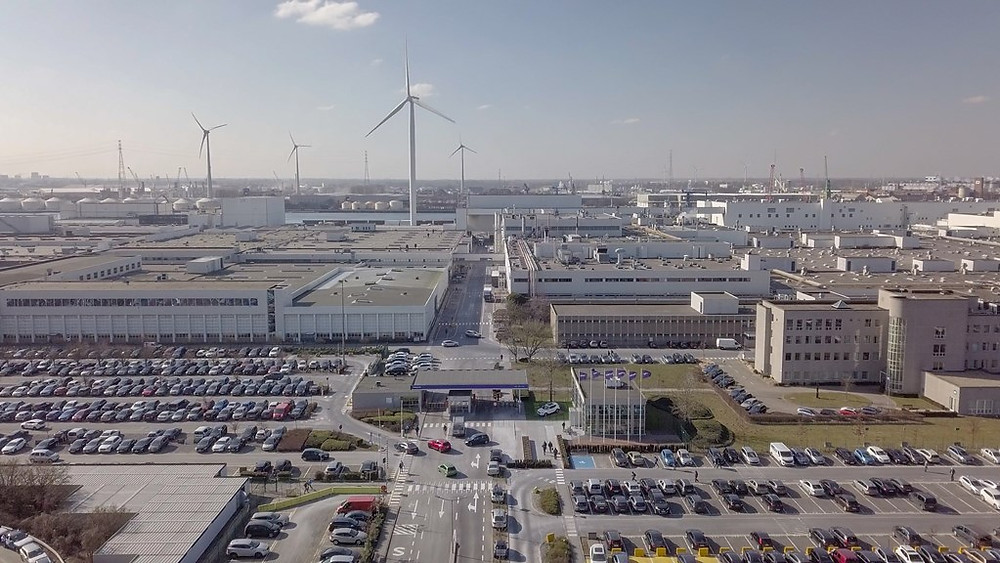 Volvo Cars vai produzir veículos da nova marca Lynk & Co na fábrica de Ghent, na Bélgica