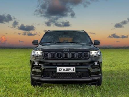 Jeep abre pré-venda de outras versões do novo Compass com motor turbo