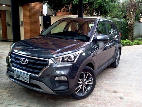 Avaliação: Hyundai eleva o nível de sofisticação nos SUVs compactos com a versão Prestige do Creta
