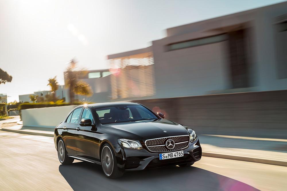 Brasil e Portugal são países onde a Mercedes-Benz é líder de segmento, em ano de forte crescimento global.