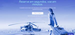 Voom, empresa subsidiária do grupo Airbus, tem desconto para clientes da Azul, e amplia voos para regiões estratégicas de São Paulo