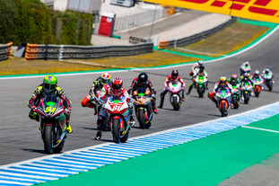 Moto E: Granado volta a acelerar no Mundial