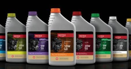 Renault lança linha de lubrificantes Motrio em parceria com a Texaco