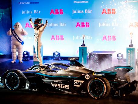 Fórmula E: Nyck de Vries consegue uma vitória maiúscula para a Mercedes