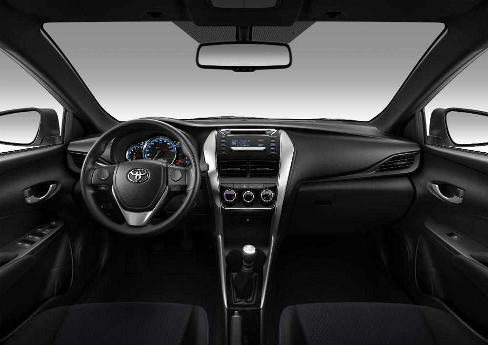 Toyota Yaris 2020 chega com Android Auto e Apple Car Play