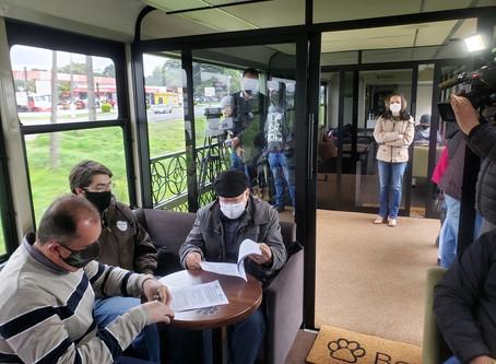 Ferrovia: Serra Verde Express assina com a ABPF concessão do trem Republicano de Salto-Itu
