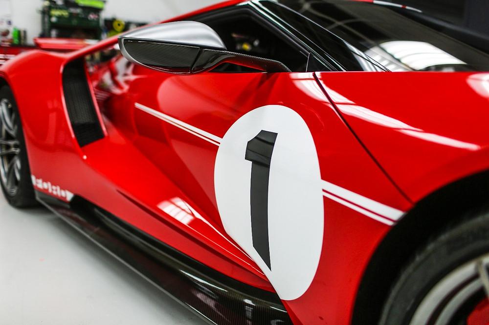 Ford apresenta edição especial do GT em homenagem ao vencedor de 1967 em Le Mans