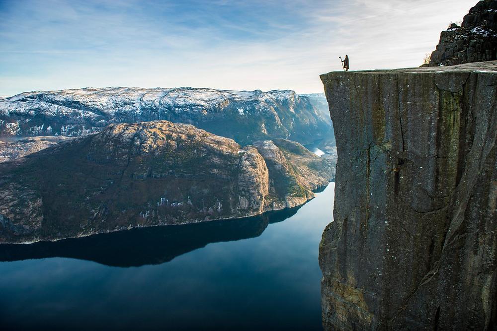 Visite a Noruega sem sair de casa e através do cinema