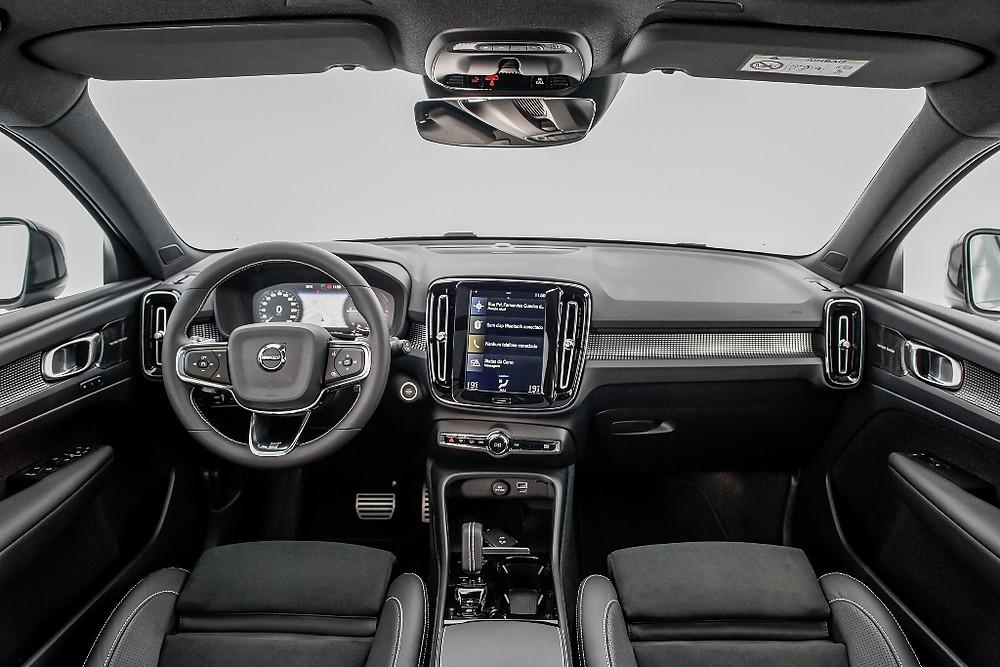 Volvo Car Brasil apresenta o XC40 Plug-In R-Design, o hibrido que faltava