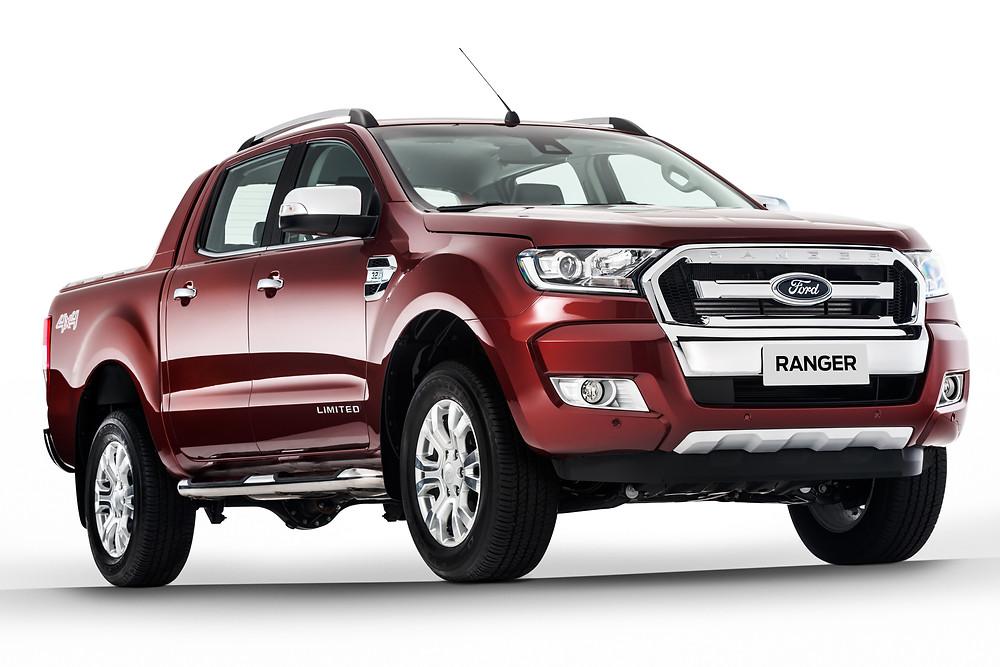 Nova Ranger para a América do Sul é revelada