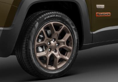 Edição especial do Jeep Renegade celebra 75 anos da marca