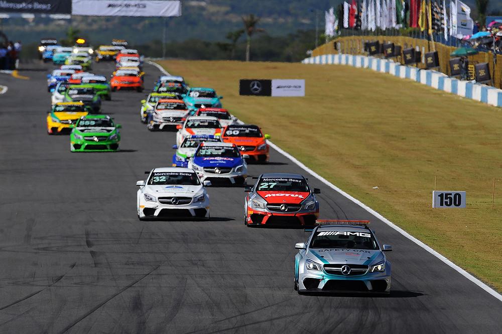 Mercedes-Benz Challenge volta a Tarumã (RS) depois de três anos