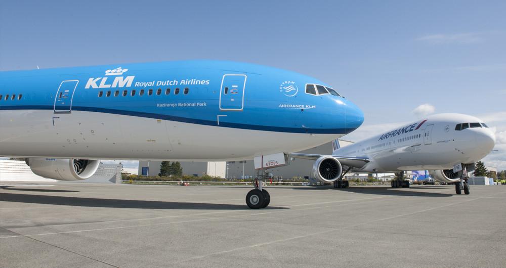 Air France e KLM iniciam vendas de voos de/para Fortaleza