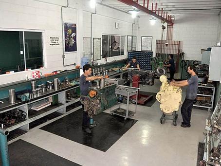 Conarem oferece serviços e firma parcerias que ajudam na gestão das retíficas de motores