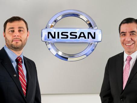 Nissan do Brasil anuncia novos diretores para as áreas de Vendas e de Marketing