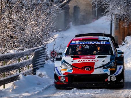 WRC: Ogier recupera liderança e tem 13 segundos de vantagem sobre Evans