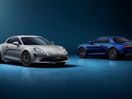 Exclusivo para mercado europeu, Alpine A110 Légende GT 2021 em edição limitada a 300 unidades