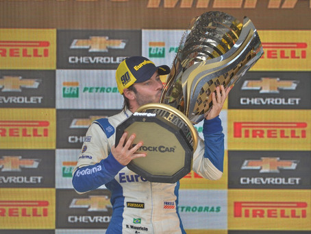 Stock Car: Ricardo Mauricio vence pela segunda vez a corrida do Milhão