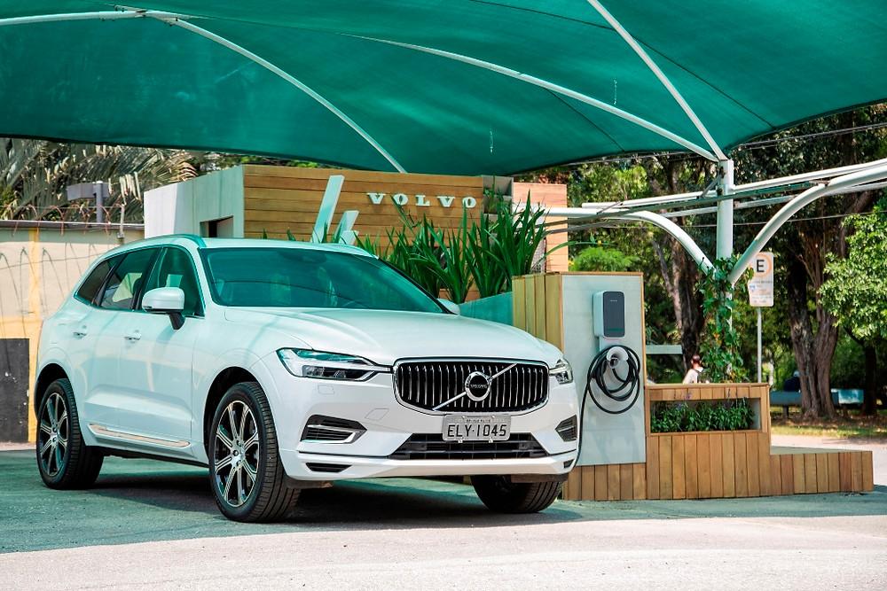 Expressas: Volvo Car Brasil, inaugura estacionamento gratuito em São Paulo