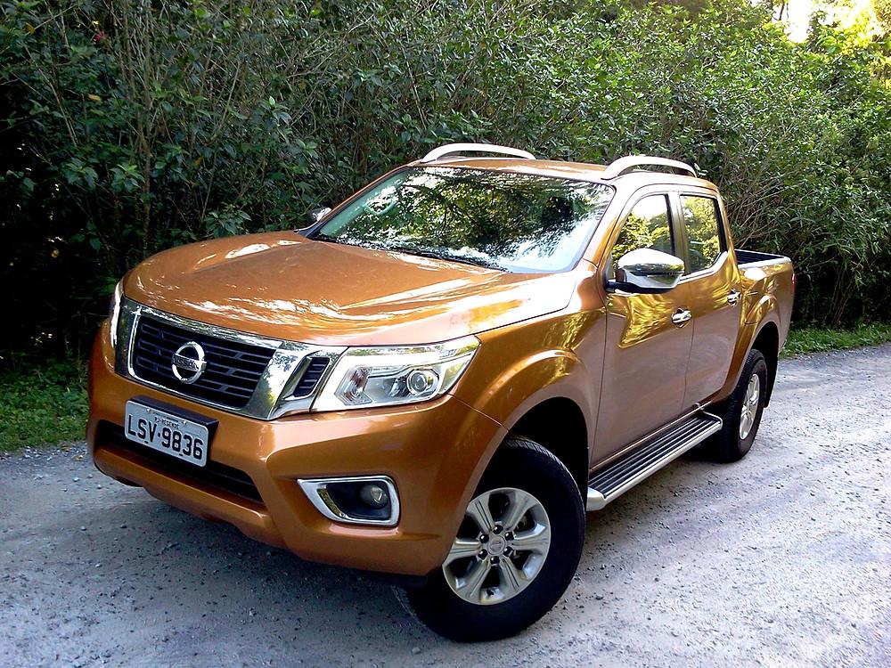 Nissan Frontier, ela chegou robusta e trazendo mais conforto e tecnologia.