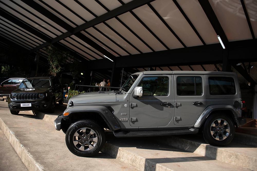 Um a cada quatro SUVs emplacados no país é da marca Jeep