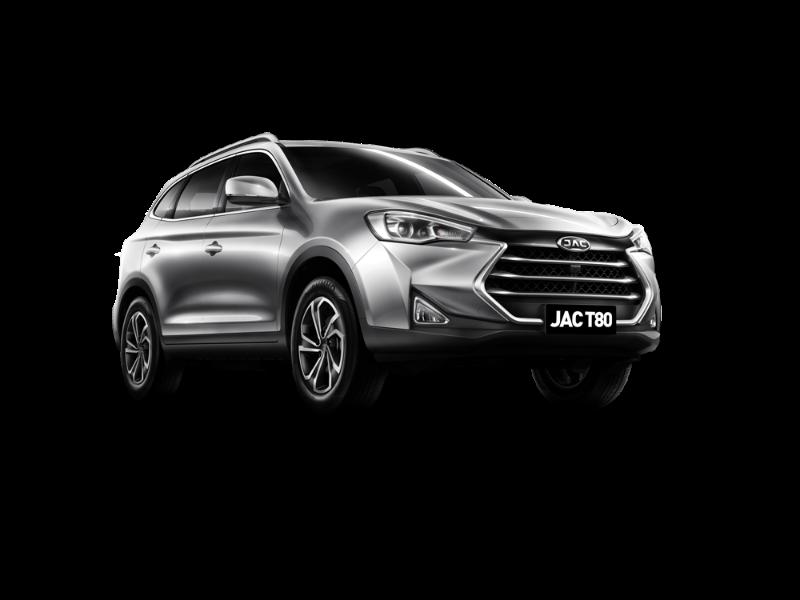 Com preço de R$ 139.990, Jac prepara para 7 de fevereiro a chegada do T80 de sete lugares