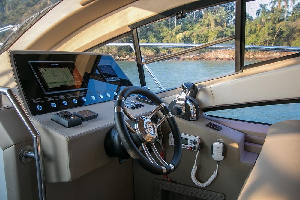Com design superesportivo, Armatti 450 será lançado no São Paulo Boat Show