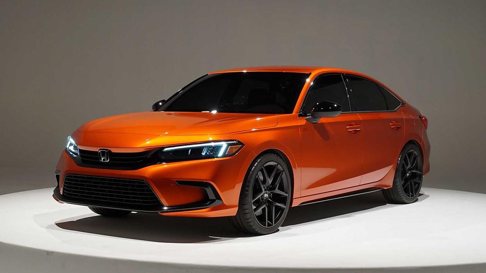 Expressas: Honda vai apresentar oficialmente o novo Civic no dia 28