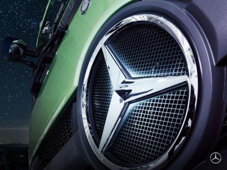 Expressas: Mercedes reduzirá portfólio focando em futuro elétrico e autônomo