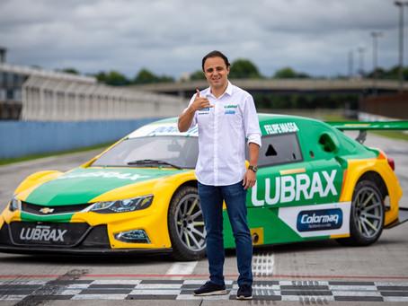 Stock Car: Equipe de R.Mattheis terá Felipe Massa e Julio Campos em 2021