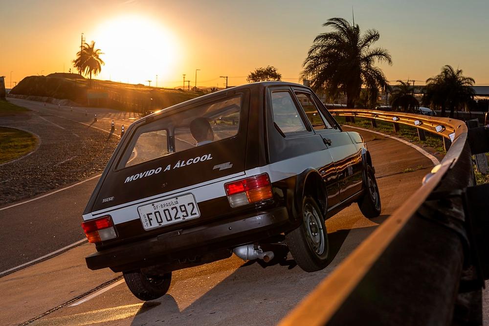 Fiat celebra os 40 anos do seu 147, primeiro carro a etanol produzido em série no mundo