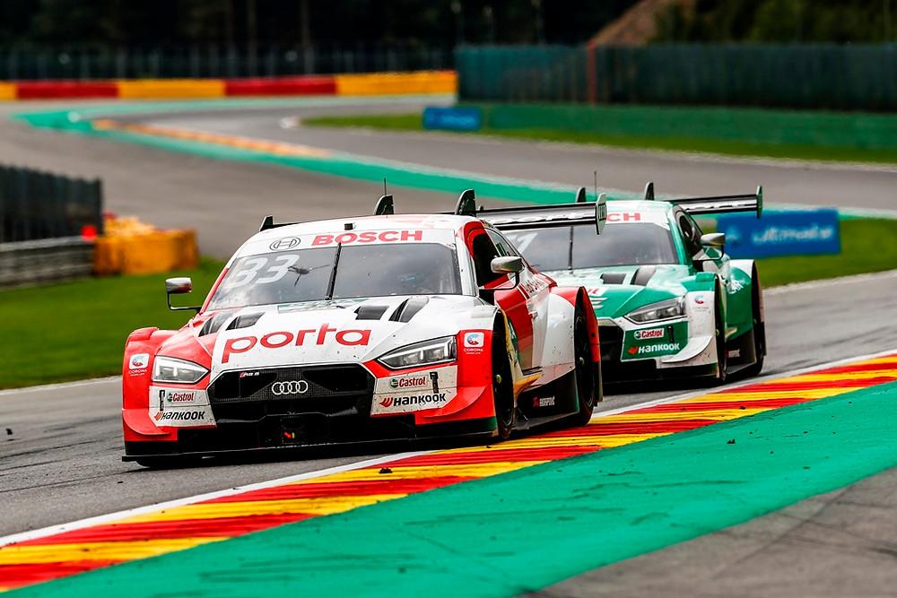 DTM: Em domínio total da Audi, campeão René Rast vence no domingo