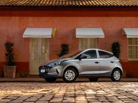 Preços e Versões: Modelo 2022 do Hyundai HB20 começa a chegar às lojas