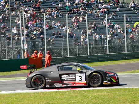 Dupla brasileira disputa o Blancpain GT Series em Brands Hatch