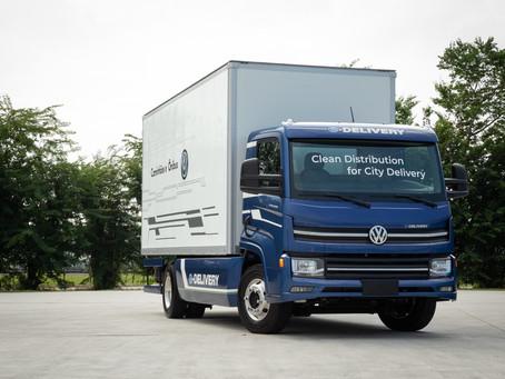 Fenatran: VW Caminhões e Ônibus oficializa parceiros para produção no Brasil dos primeiros caminhões