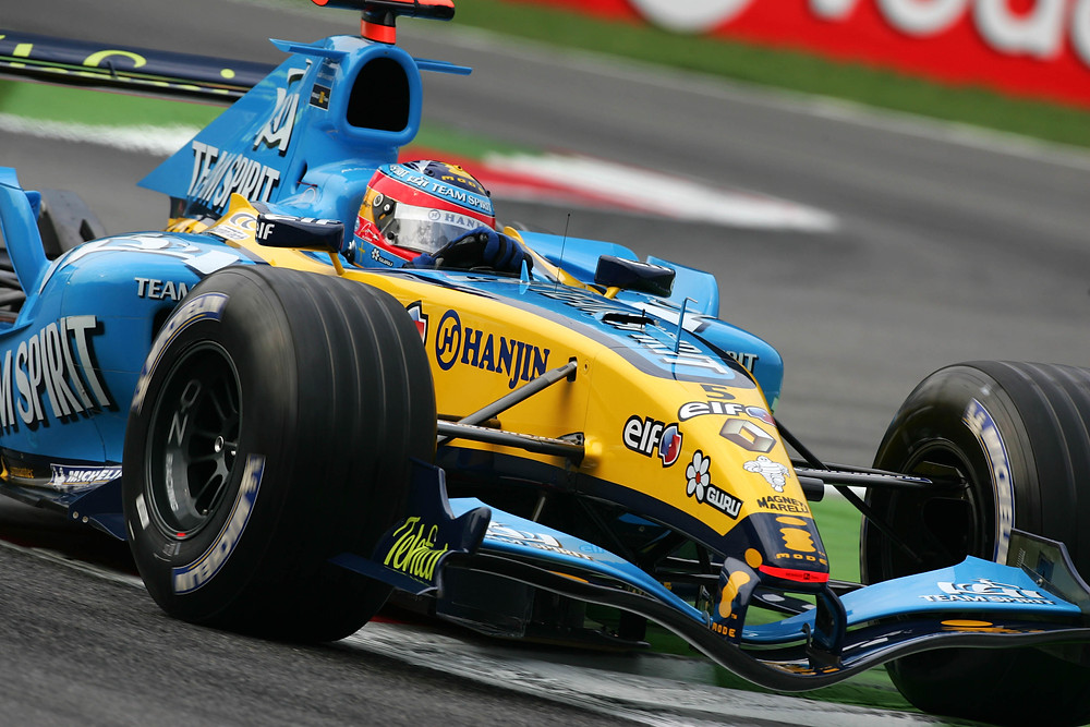 F1: Renault DP World F1 confirma Fernando Alonso para a temporada 2021