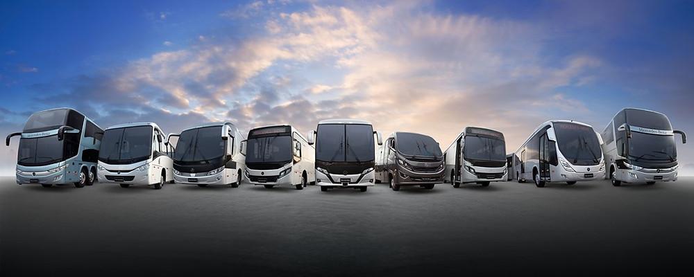 Mercedes-Benz lança showroom virtual para vendas de veículos comerciais no Brasil