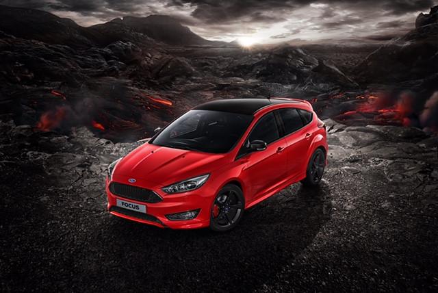 Agressividade em versão especial Sport do Ford Focus