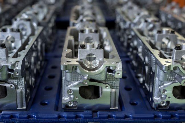 FCA inicia a exportação de cabeçotes para a Itália