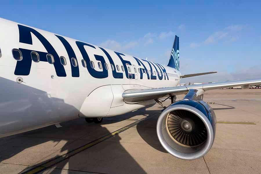 Em voos operados pela francesa Aigle Azur, Paris fica com mais uma opção para os brasileiros através da Azul