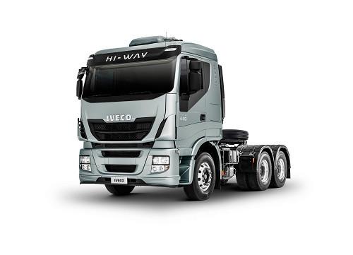 Linha 2017 da Iveco tem caminhões mais eficientes e econômicos