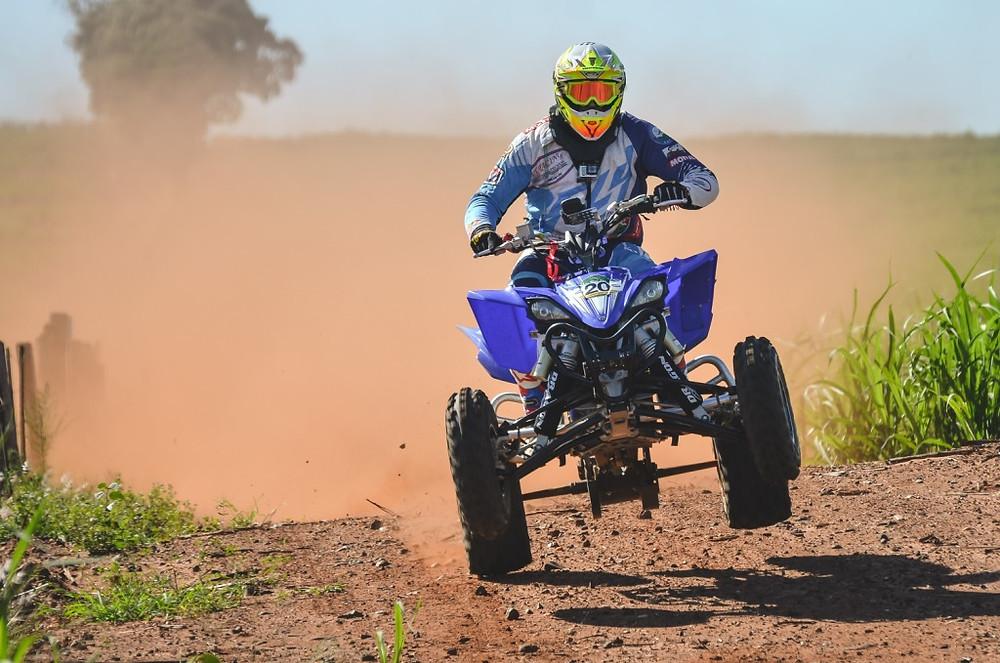 Jérémy Dubois venceu a primeira especial do Rally Rota Sudest