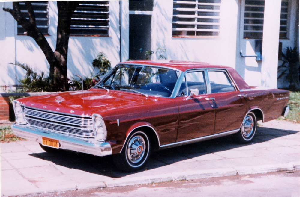 Os 50 anos do Ford Galaxie no Brasil
