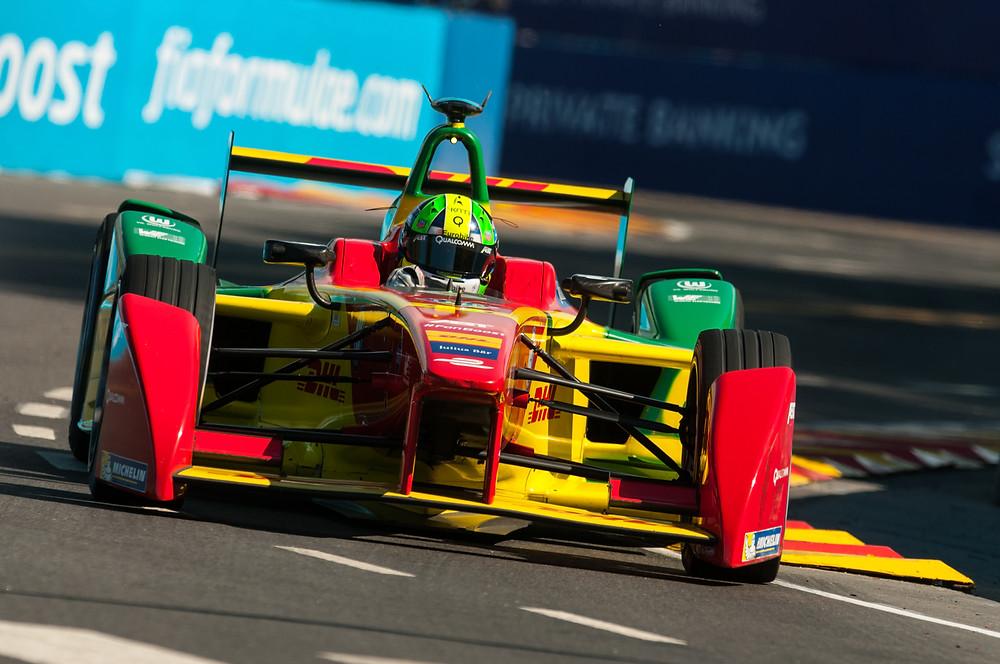 Lucas di Grassi - Fórmula E